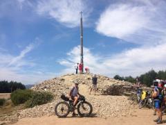 Per Mountainbike nach Santiago de Compostela